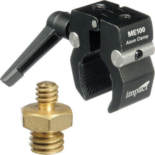 Impact Atom Clamp With 1/4-3/8 Screw Adapter by Impact