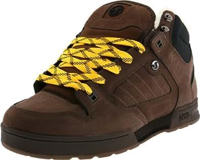 Amazon.com: DVS Men's Militia Skate Shoe,Chocolate,5 D (M