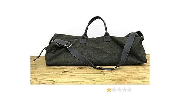 Amazon.com: Eco friendly Yoga mat bag yoga crossbody ...