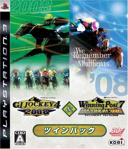 GI Jockey 4 2008 & Winning Post 7 2008 [Twin Pack] [Japan Import] by Koei