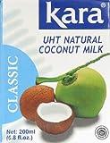 Kara coconut milk classic 200ml x10 pieces [Parallel import]