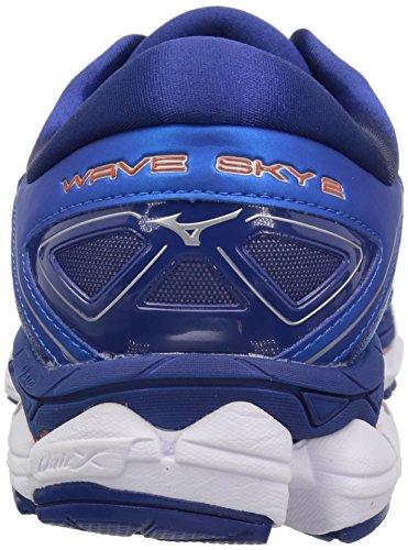 De Chaussure Sky 2 Pour Bleu Cerise Wave Homme Course Directoire Tomate Mizuno qFxwd5Sq