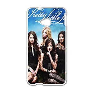 Happy Pretty Little liars Phone Case for HTC One M7