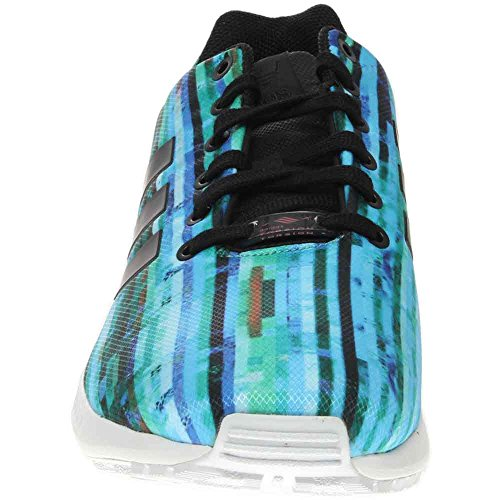 Adidas Originals Mænds Zx Flux Mode Sneaker Hvid / Hvid / Neon Pink VD1cirOhb