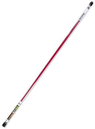 PGA Tour PGAT131 - Bolas de alineación para Golf Profesional, Color Rojo