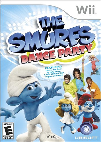 The Smurfs Dance Party - Nintendo - Tx Stores Katy In