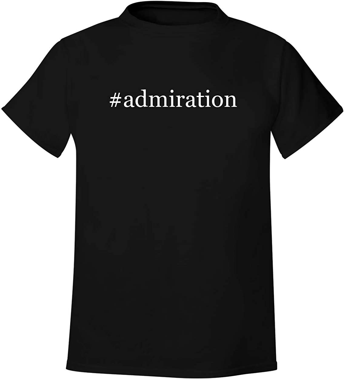#admiration - Men's Hashtag Soft & Comfortable T-Shirt