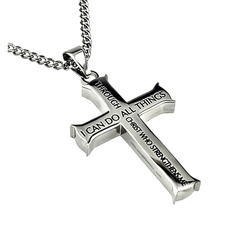 mens religious jewelry amazon com