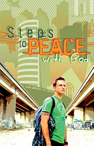Steps to Peace with God (Pack of 25) Crossway Books