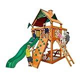 Gorilla Playsets Chateau Tower w/Natural Cedar