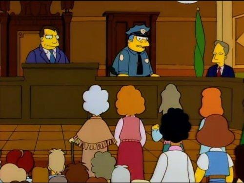 Homer VS the 18th Amendment (Homer Kiss Simpsons)