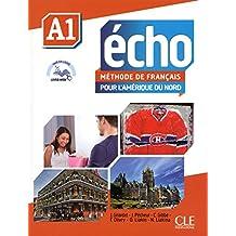 Echo eleve pour l'Amérique du Nord,  Niveau A1 (Book & DVD)