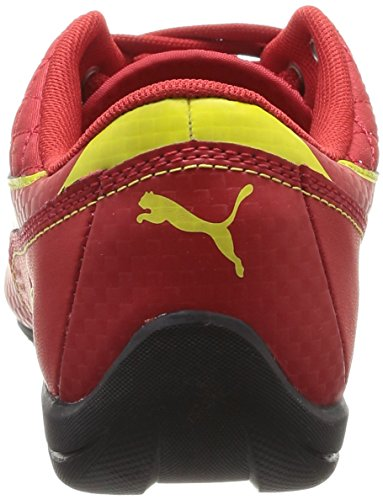 PUMA Drift Cat 6 L SF Jr - Botas de moto para niño
