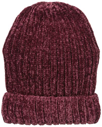 Gymboree Baby Girls Fashion Beanie, red Chenille 12-24 Mo ()