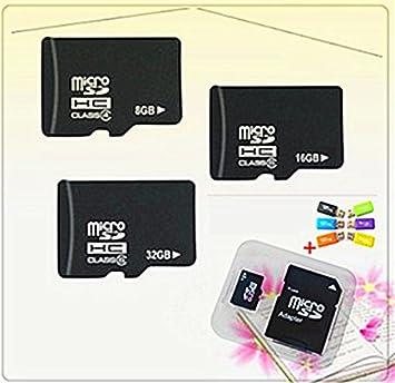 xedain Rojo Figurita de tarjetas de memoria Micro SD tarjeta ...