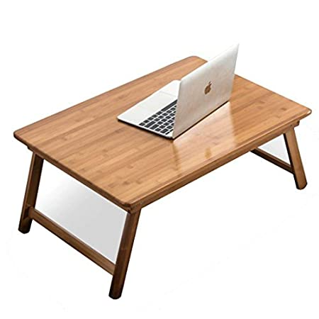 ZH-posture - Mesa de Ordenador portátil para Cama y sofá de bambú ...