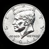 Replica Jumbo (3 inch) 1964 Half Dollar Coin - Novelty