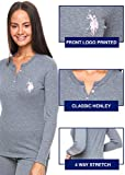 U.S. Polo Assn. Womens Thermal Undershirt and Long