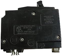 Square D Type QO 2-Pole Molded Case Circ...