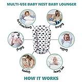 Baby Co Sleeper Nest | Reversible and Adjustable