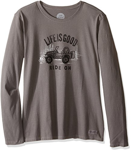 Life Is Good Jeep Shirt - 7