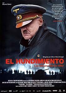 El Hundimiento [Blu-ray]