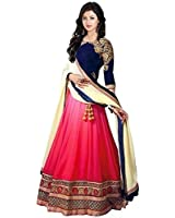 Lehenga Cholis(Women's Clothing Lehenga Cholis For Women Latest Design Wear New Collection in Latest With Designer Blouse Free Size Beautiful Lehenga Cholis For Women Party Wear Offer Designer Lehenga CholisWith Blouse Piece)