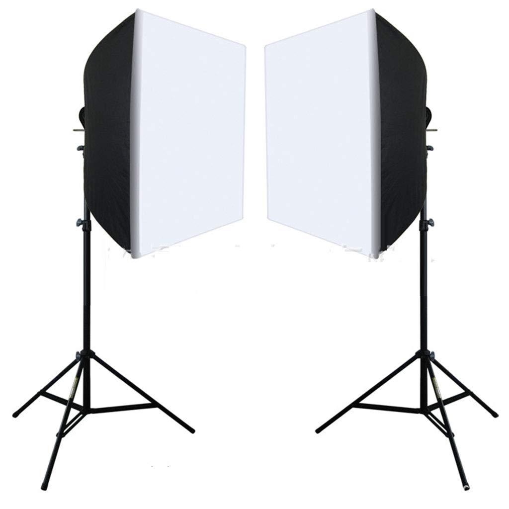 Mariny- 多機能写真機器シングルランプホルダーポータブルソフトライトボックスブラケットフィルライト写真ボックス用家族   B07MX3JS9H