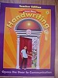 img - for Zaner-Bloser Handwriting Grade 5, Teacher's Edition book / textbook / text book