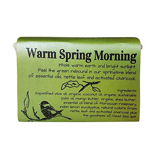 Warm Spring Morning Moroccan eucalyptus
