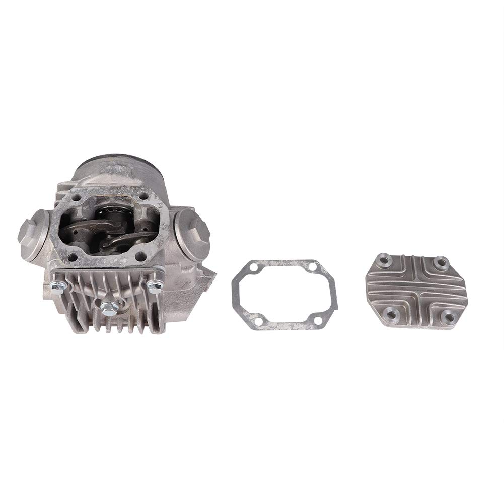 Cylinder Head Motorcycle Horizontal Type Cylinder Head Assembly Fit for 50 50CC KIDS ATV QUAD