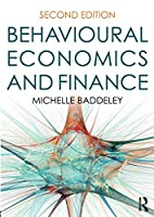 Behavioural Economics and Finance, 2nd Edition Front Cover