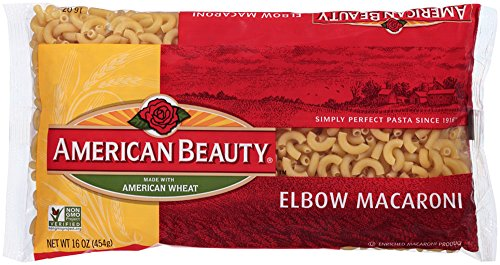 American Beauty Elbow Macaroni, 16-Ounce