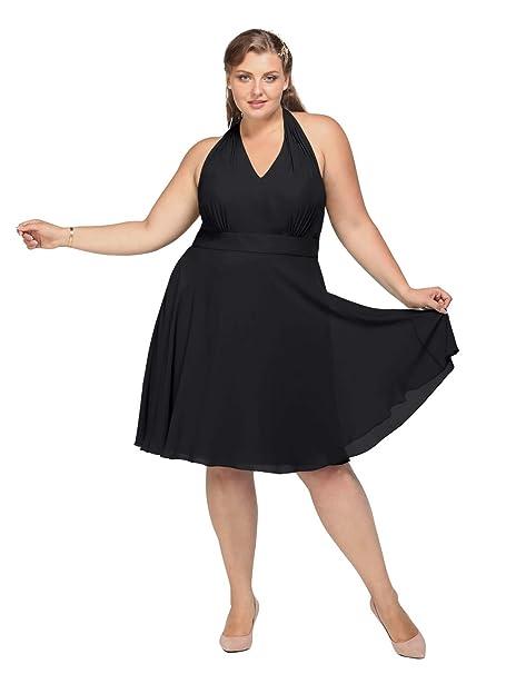 Plus size dress for black tie event