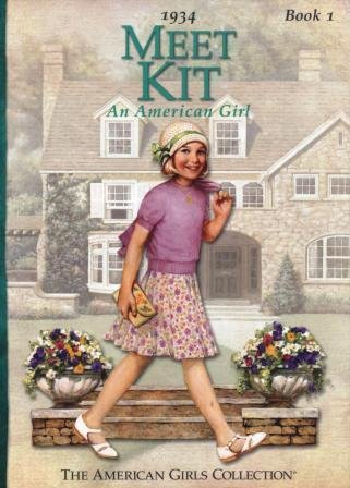 Meet Kit : An American Girl (The American Girls Collection [Paperback] by