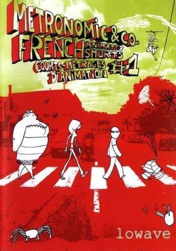 Metronomics & Co: French Animated Shorts #1 ( La révolution des crabes / Les oiseaux en cage ne peuvent pas voler / Du Soir Au Matin / La danse des asper [ NON-USA FORMAT, PAL, Reg.0 Import - France (Voler Shorts)