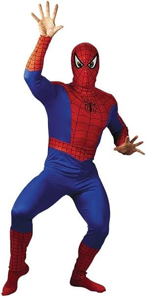 Disfraces para todas las ocasiones DG5287 Spiderman traje adulto ...