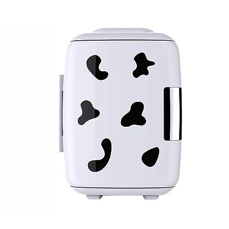 Yuany Mini refrigerador de 4 litros, refrigerador ecológico de ...