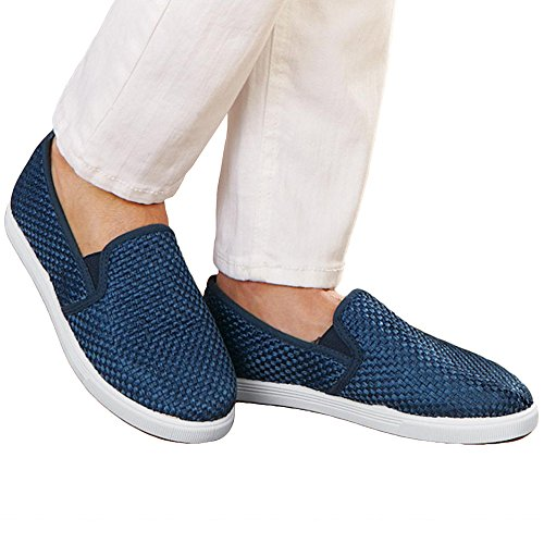 Carol Wright Gifts Casual Slip-on Navy