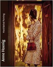 Anne hoenig hard boiled painting kerber art hardcover for Christian hoenig
