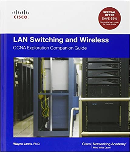 Guide exploration companion pdf switching wireless ccna and lan