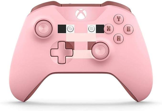 Manette Xbox One Minecraft pig