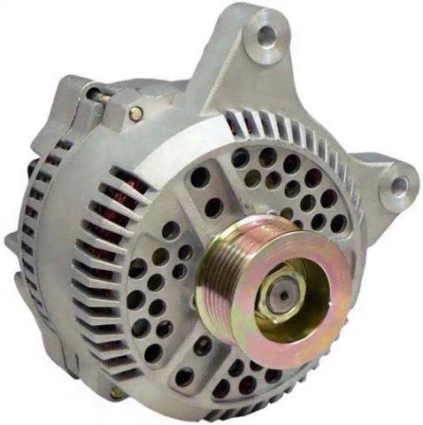 Velocity High Output Alternator 7764-220-HD6-6 - 220A High Output Alternator for Ford E-SERIES VANS