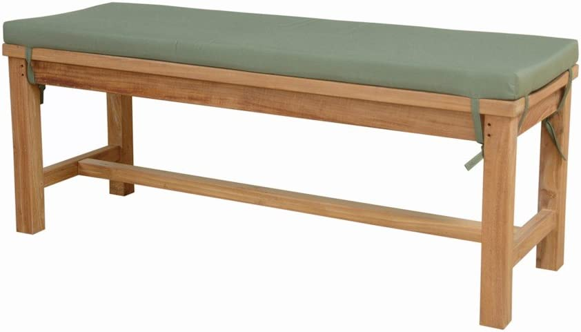 Anderson Teak Madison Backless Bench Without Cushion, 48