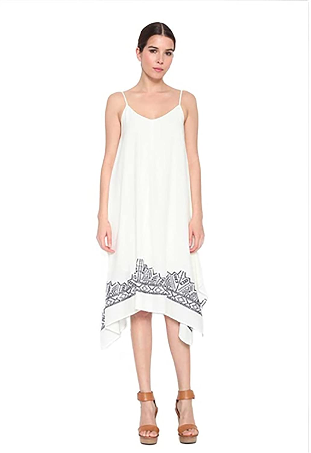 Drew Forest Dress in Ivory