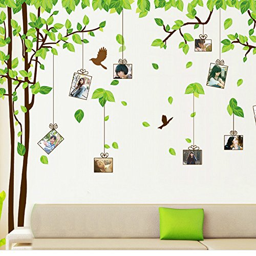 coffled-huge-size-art-photo-frames-wall-decal-stickersmemory-treeeasy-to-apply-and-repositionable-wa