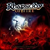 From Chaos To Eternity (Ltd. Digi) by Rhapsody Of Fire