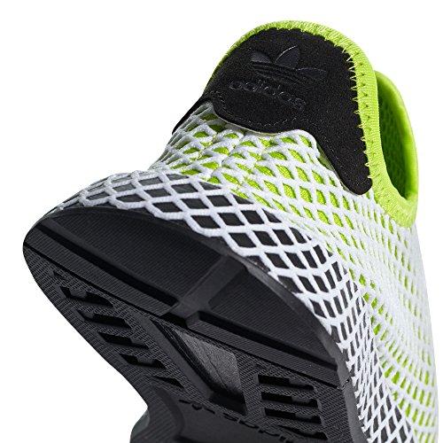 Sneaker para Moda Mujer Deerupt Slime 2018 Deportivas Solar Zapatillas Semi Runner Adidas 4qnwaHY64