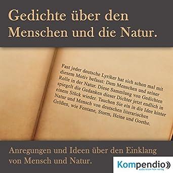 Heine gedichte natur