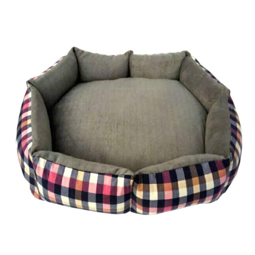 popolare Canile completamente rimovibile rimovibile rimovibile e lavabile, Letto per cani di grande taglia per gatti Forniture per quattro stagioni  fino al 70% di sconto